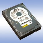 Жесткий диск SATA-II Western Digital 500Gb 7200rpm